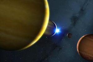 Ngày tận thế ở 'hệ mặt trời' khác: 4 hành tinh bị bắn tung