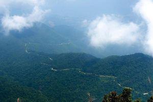 Ngắm thác chảy, 'săn' mây trên đỉnh Bạch Mã
