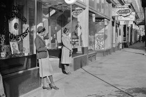 Ảnh cuộc sống dân Mỹ những ngày đầu Thế chiến 2