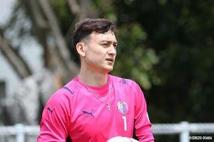 Thủ môn Đặng Văn Lâm chuẩn bị trở lại Thái Lan tham dự AFC Champions League
