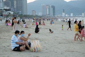 Đà Nẵng cấm tắm biển, dừng bán hàng ăn uống tại chỗ từ 12h ngày 20/6