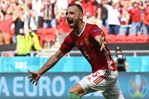 Hungary quả cảm cầm chân tuyển Pháp ở bảng đấu 'tử thần'