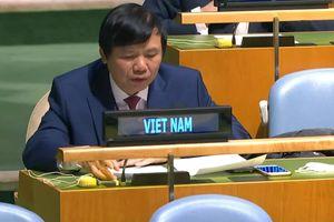 Đại hội đồng LHQ thông qua Nghị quyết về tình hình ở Myanmar