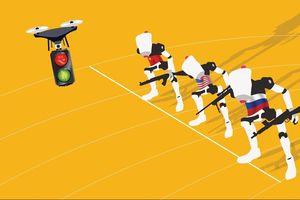 Cuộc đua vũ khí sử dụng trí tuệ nhân tạo: Đã đến lúc lo lắng?