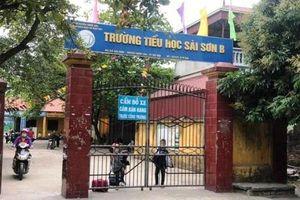 Kết quả thanh tra vụ cô giáo bị tố 'trù dập' ở Hà Nội