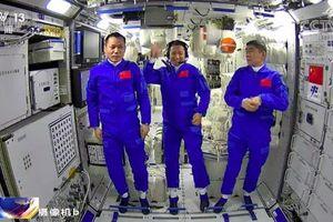 Trung Quốc tiến nhanh trong tham vọng vũ trụ