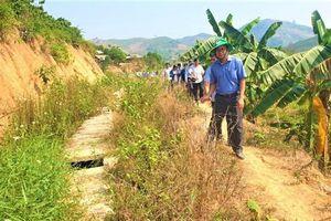Thanh tra công trình thủy lợi 90 tỷ nhưng 'bất lợi' tại xã nghèo nhất Đắk Nông