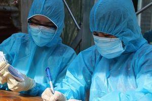 TPHCM phát hiện ca nghi mắc COVID-19 là công nhân bốc vác chợ Bình Điền