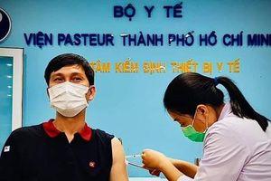 TPHCM triển khai tiêm vắc xin cho giáo viên, nhân viên ngành giáo dục