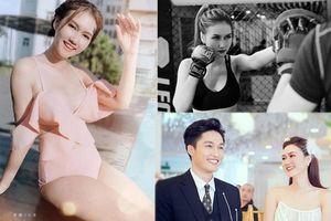 Hương Giang ngoài đời nóng bỏng khác hẳn trên phim