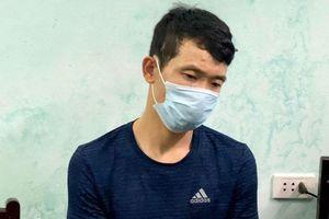 Bắt thanh niên vào Quảng Trị mua ma túy về sử dụng dần và bán cho con nghiện
