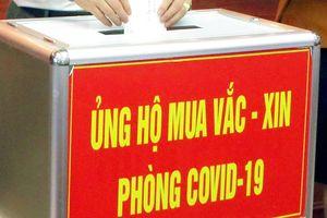 Người dân Thừa Thiên - Huế chung sức ủng hộ phòng, chống dịch COVID-19