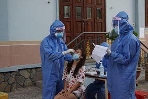 Trong 24 giờ qua, TP Hồ Chí Minh phát hiện 135 trường hợp mắc COVID-19
