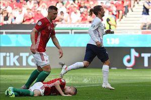 EURO 2020: Hungary thi đấu kiên cường trước Pháp