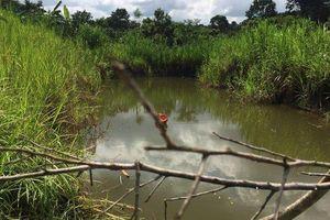 Gia Lai: Hai mẹ con đuối nước thương tâm