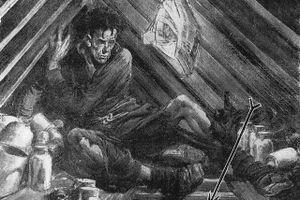 Ngôi nhà bị ma ám sau cái chết của chủ nhân, phát ra âm thanh kì dị khiến hàng xóm rùng mình cuối cùng cũng tìm được lời giải đáp trên gác xép