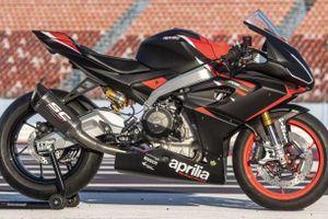 Ngắm Aprilia RS660 phiên bản đường đua, giá 411 triệu đồng