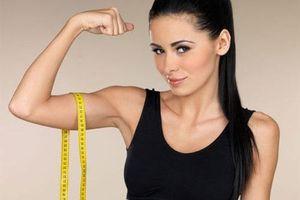 Chế độ ăn uống giúp bạn giảm mỡ bắp tay hiệu quả