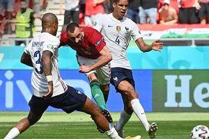Kết quả Hungary 1-1 Pháp: Hungary nuôi hy vọng đi tiếp từ 1 điểm trước Pháp