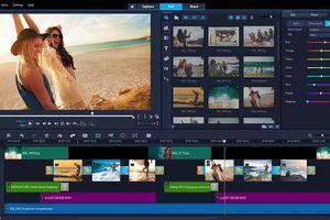 5 phần mềm chỉnh sửa video chuyên nghiệp trên máy tính Windows