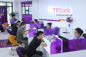 TPBank được chấp thuận tăng vốn điều lệ thêm 1.000 tỉ đồng
