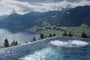 10 hồ bơi vô cực đẹp nhất thế giới ai cũng ước được đến một lần