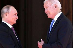 Báo Nhật Bản: Putin đã khéo léo 'đánh bại' Biden tại Geneva