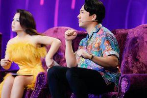 Trấn Thành, Minh Tuyết 'rùng mình' trước giọng ca phi giới tính