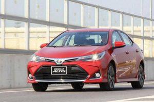 Giảm đến 40 triệu đồng, lăn bánh Toyota Corolla Altis còn bao nhiêu?