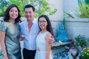 Quang Minh khóc nức nở nhắc đến hai con gái sau cuộc hôn nhân tan vỡ với Hồng Đào