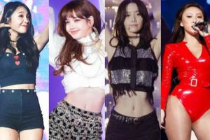 5 nữ idol có đường cong hông đẹp nhất: Lisa và Yoona đỉnh là vậy nhưng vẫn thua vocal Apink