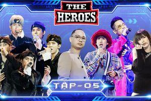 Quân A.P làm 'sống lại' loạt hit Audition đình đám một thời tại The Heroes