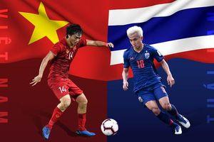 Người Thái sốc khi thua kém Việt Nam 30 bậc trên BXH FIFA