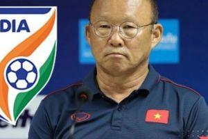 Đội tuyển Ấn Độ muốn chiêu mộ HLV Park Hang Seo của Việt Nam?