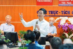 Bộ trưởng Nguyễn Mạnh Hùng: Hành trình 'thoát thai' với sứ mệnh trong nền kinh tế số