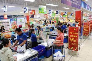 Tỷ lệ hàng Việt Nam chiếm tỷ trọng cao trong các kênh phân phối