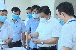 Phú Thọ hoàn thành tiêm vắc xin phòng COVID – 19 đợt 2
