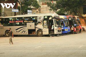 Từ 20/6, Điện Biên hoạt động trở lại lĩnh vực vận tải hành khách