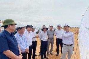 Quảng Nam yêu cầu cam kết tiến độ giải phóng mặt bằng các dự án trọng điểm