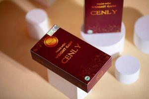 Tạm biệt thân hình 'cò hương' không còn khó khăn khi có Cenly Organic