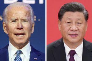 Cân nhắc việc tổ chức cuộc trao đổi giữa Tổng thống Mỹ Joe Biden và Chủ tịch Trung Quốc Tập Cận Bình