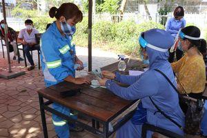 46 công nhân môi trường tại quận Nam Từ Liêm được trả nợ tiền lương