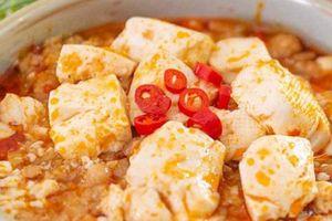 Cách làm đậu phụ sốt thịt băm