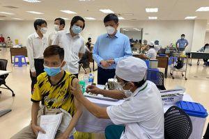 Bộ Y tế huy động tổng lực hỗ trợ TP.HCM thực hiện chiến dịch tiêm chủng vắc xin