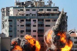 Chia sẻ của phóng viên chiến trường tại dải Gaza