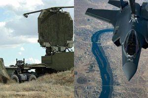 Sự thật F-35 xuất hiện tại Baltic dễ dàng bị radar S-300 'bắt sống'
