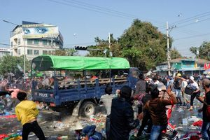 Myanmar phủ nhận nghị quyết cấm vận vũ khí của Liên Hợp Quốc