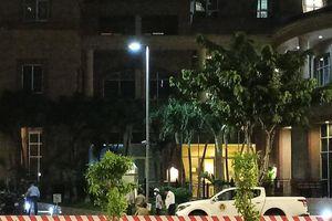 Bình Thạnh: Một người nước ngoài nghi rơi lầu chung cư thiệt mạng
