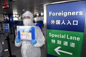 Nhân viên Trung Quốc đốt nhầm hộ chiếu của 31 người Hàn Quốc
