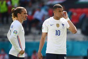 Tuyển Pháp cần đá như chưa từng vô địch